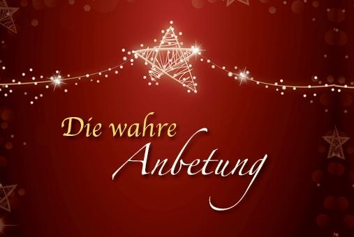 Weihnachtsgottesdienst 2013