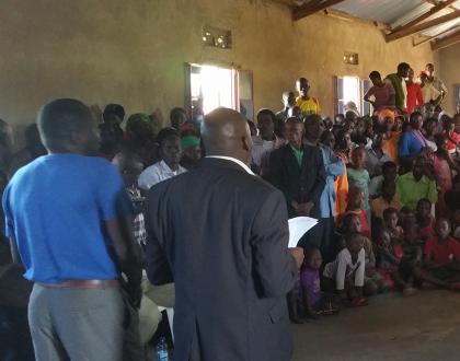 Healing Mission 2017 für die Menschen in Uganda - 1
